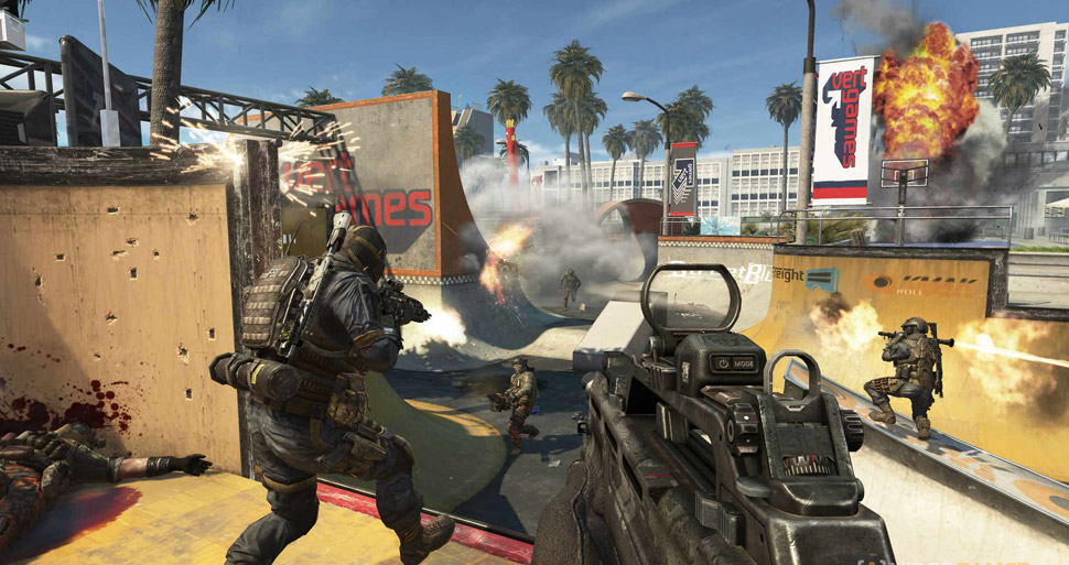 Call of Duty: Black Ops II Revolution Screenshot 03