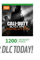 Call of Duty: Black Ops II - Revolution (Xbox LIVE)