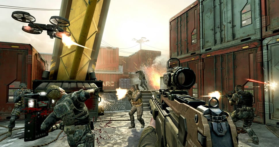 Call of Duty: Black Ops II Screenshot 05