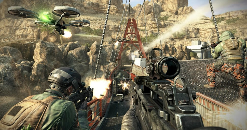 Call of Duty: Black Ops II Screenshot 06