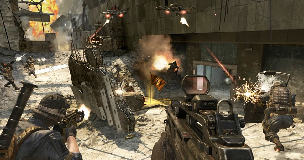 Call of Duty: Black Ops II Screenshot 08