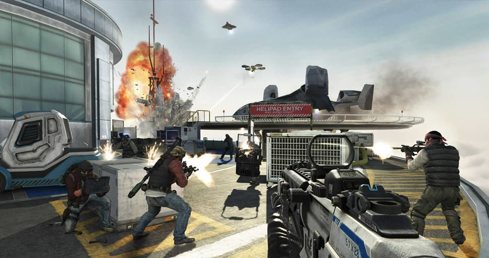 Call of Duty: Black Ops II Uprising Screenshot 02