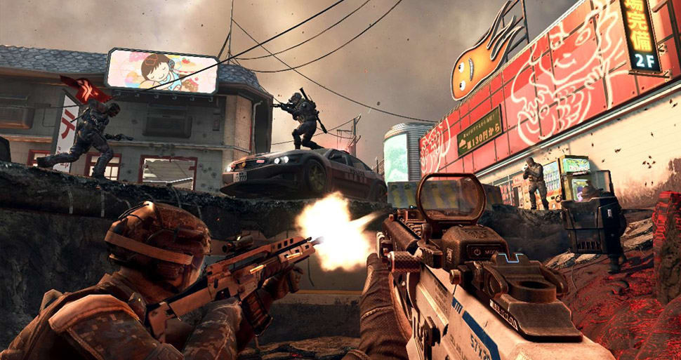 Call of Duty: Black Ops II Uprising Screenshot 03