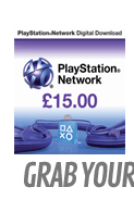 £15 PlayStation Network Wallet Top Up (PSN)