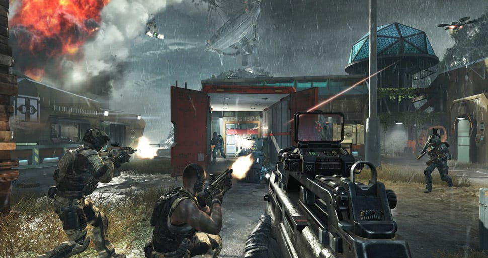Call of Duty: Black Ops II Vengeance Screenshot 01