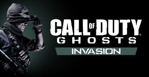 Call of Duty: Ghosts Invasion Map Pack