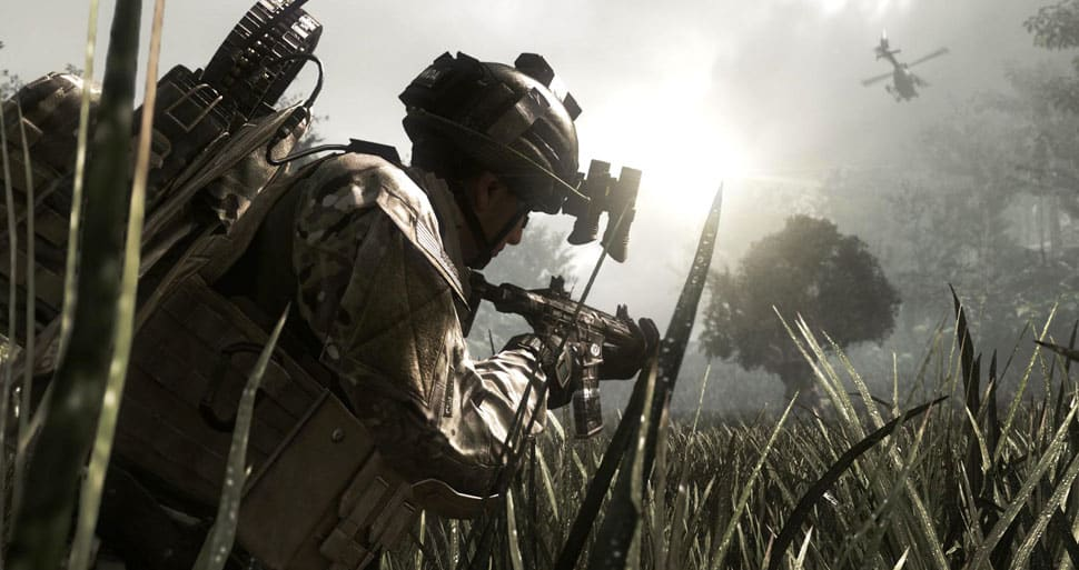 Call of Duty: Ghosts Screenshot 04