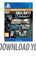 Call of Duty: Ghosts - Invasion (PSN for PS3)