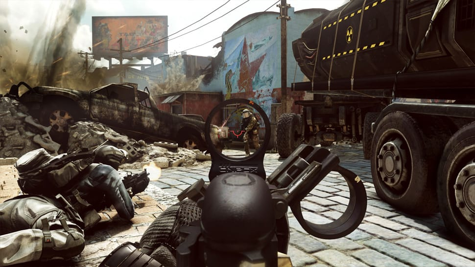Call of Duty: Ghosts - Onslaught Screenshot 03