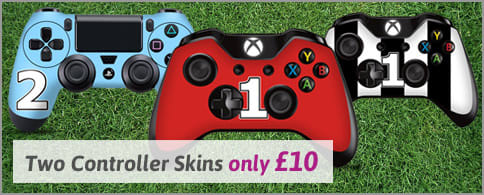 Two controllers for £10