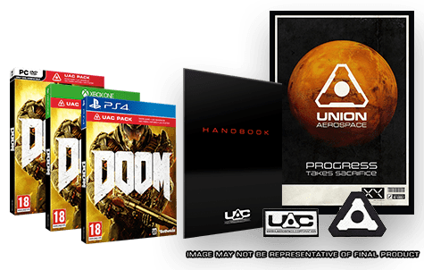 DOOM UAC Pack