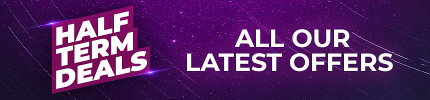 Deals - Half Term Deals - All our latest offers