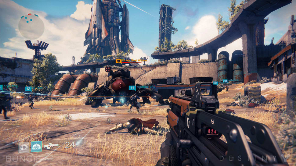 Destiny on PlayStation 4 at GAME
