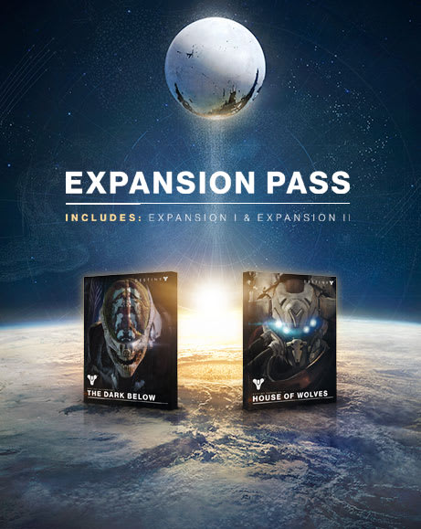 Destiny Expansion Pass Double Pack