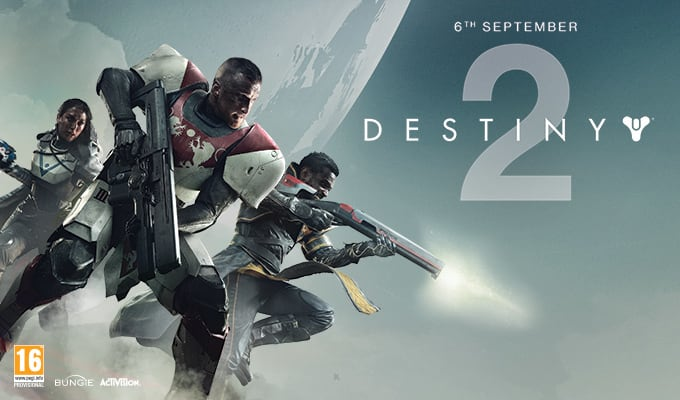 GAME - Destiny 2