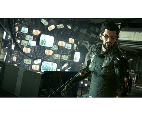Deus Ex Mankind Divided Preview