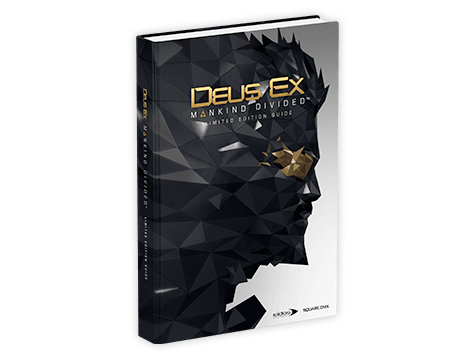 Deus Ex Mankind Divided Strategy Guides
