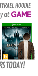 Diablo III Ultimate Evil Edition with Tyrael Hoodie (Xbox One)