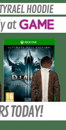 Diablo III Ultimate Evil Edition with Tyrael Hoodie (Xbox One)
