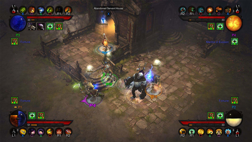 Diablo III Screenshot 01