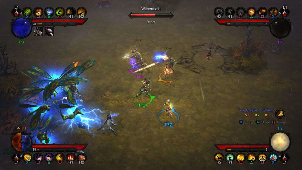 Diablo III Screenshot 02