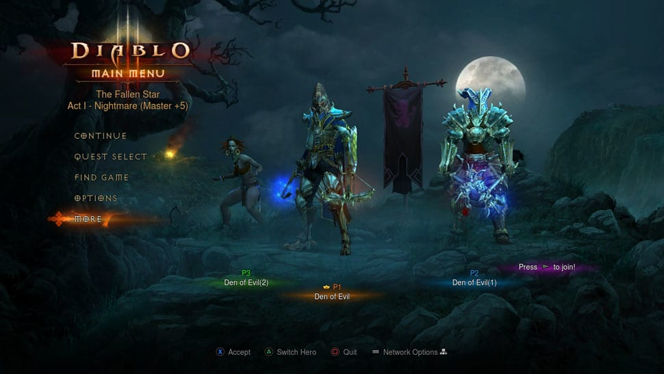 Diablo III Screenshot 04