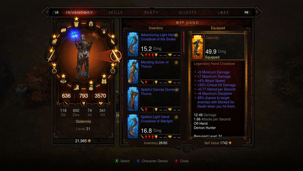 Diablo III Screenshot 05