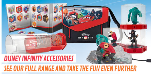 Disney INFINITY Prima Official Game Guide