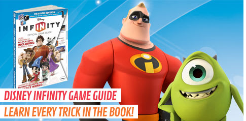 Disney INFINITY Official Guide - Revised & Expanded