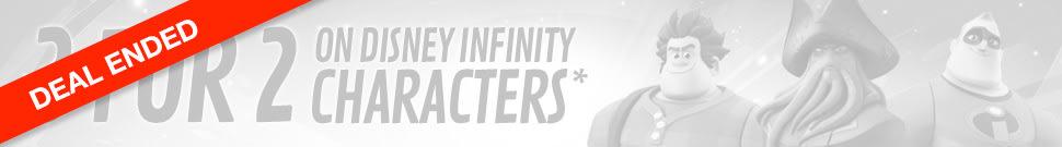 Disney Infinity 3 for 2