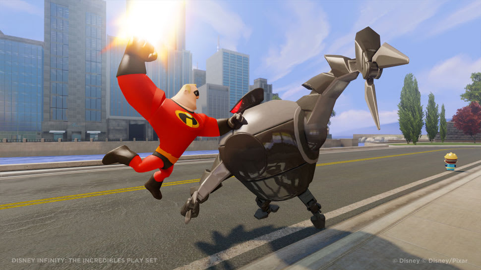 Disney Infinity Screenshot 05