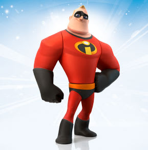 Mr Incredible
