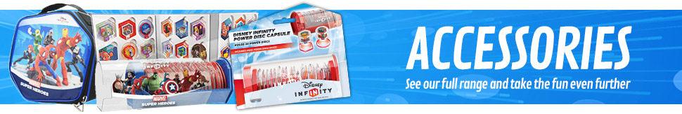 Disney Infinity 2.0 Accessories