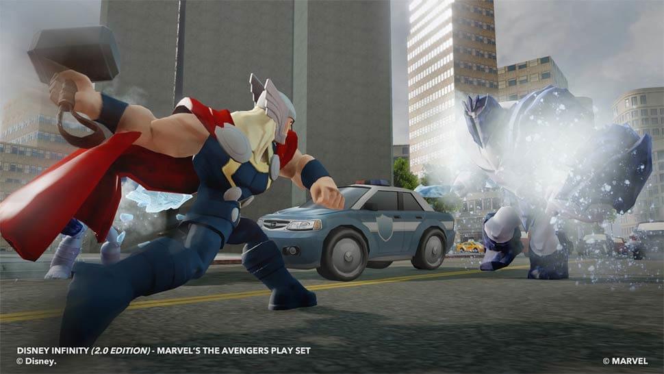 Disney Infinity 2.0: Marvel Superheros Screenshot 01
