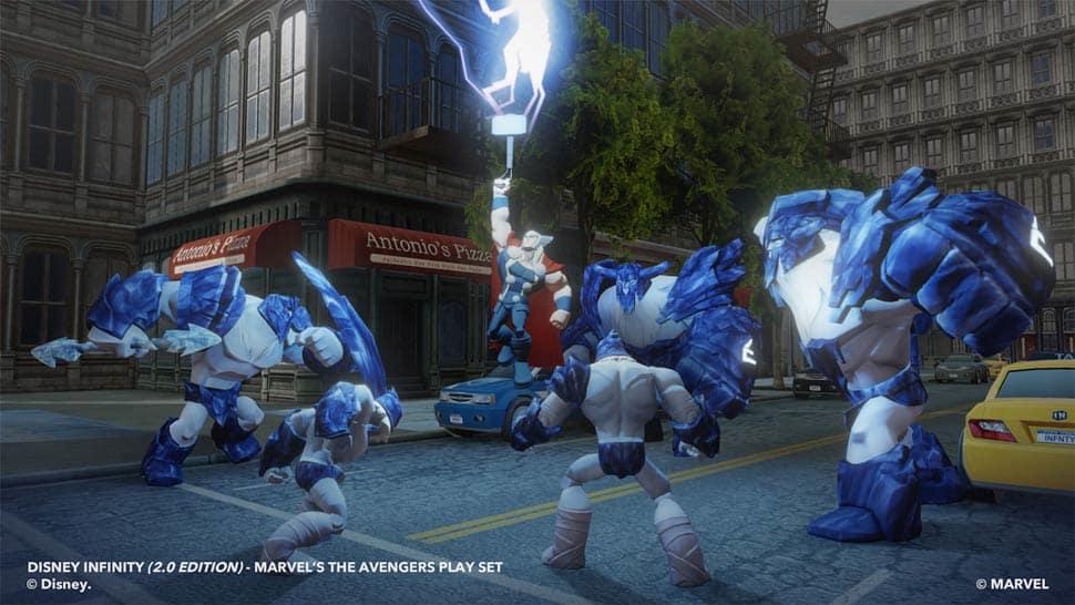 Disney Infinity 2.0: Marvel Superheros Screenshot 02