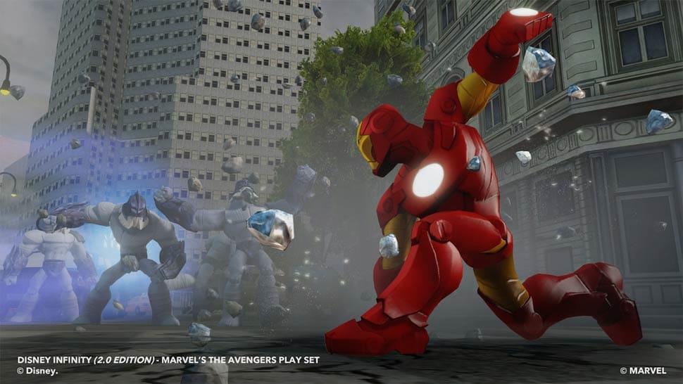 Disney Infinity 2.0: Marvel Superheros Screenshot 04