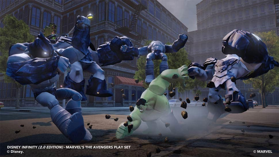 Disney Infinity 2.0: Marvel Superheros Screenshot 05
