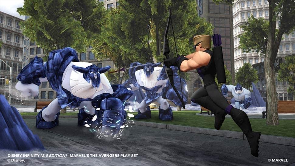 Disney Infinity 2.0: Marvel Superheros Screenshot 06