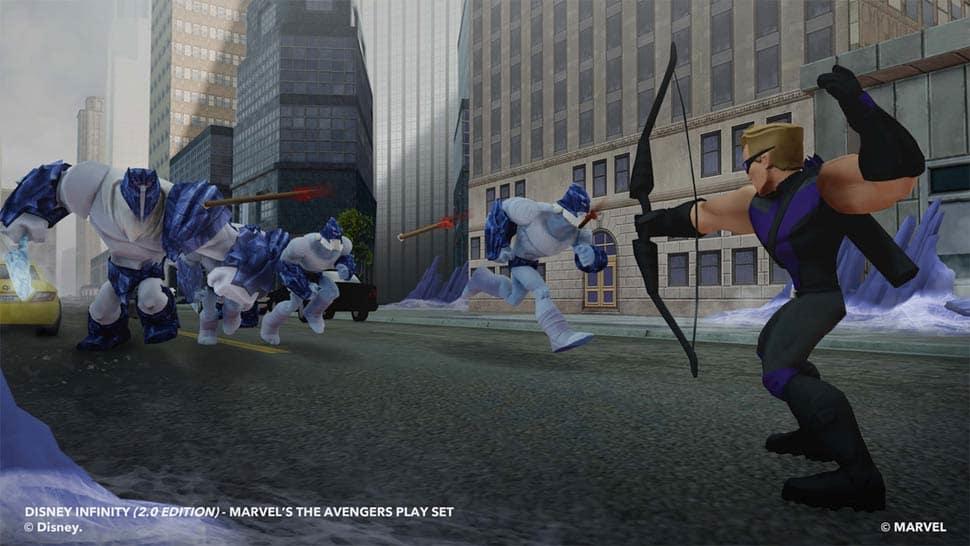 Disney Infinity 2.0: Marvel Superheros Screenshot 07