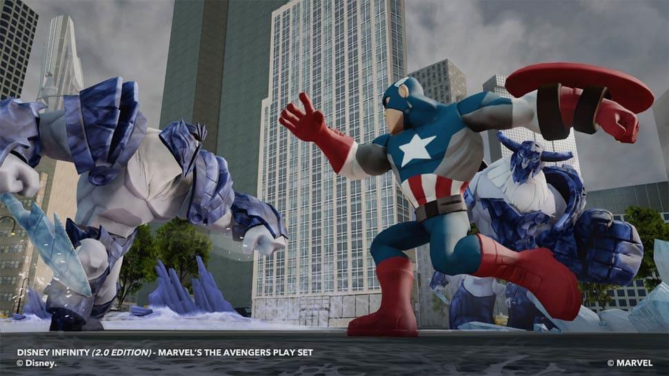 Disney Infinity 2.0: Marvel Superheros Screenshot 08