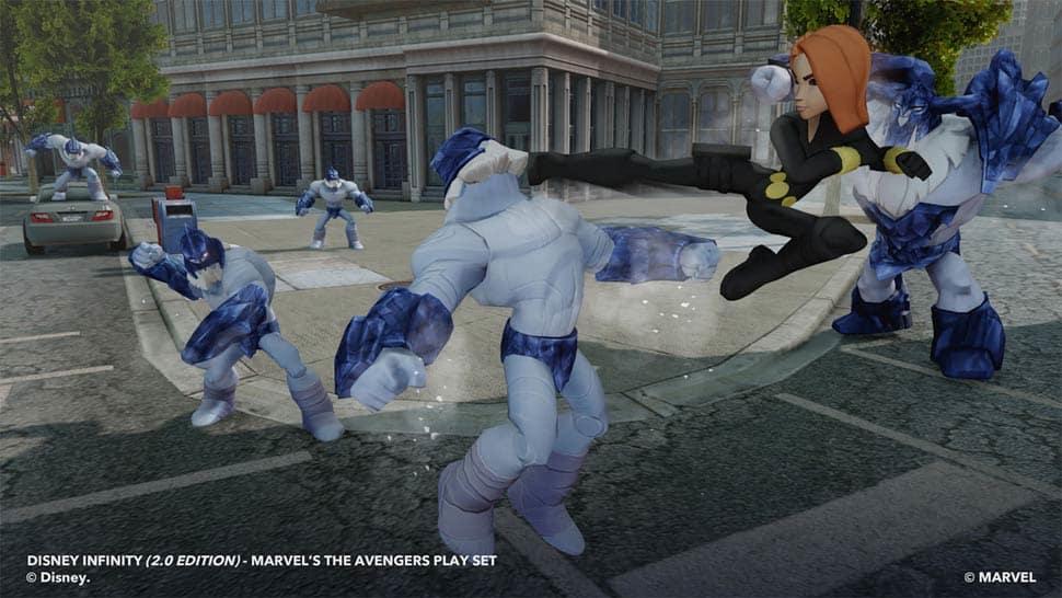 Disney Infinity 2.0: Marvel Superheros Screenshot 09