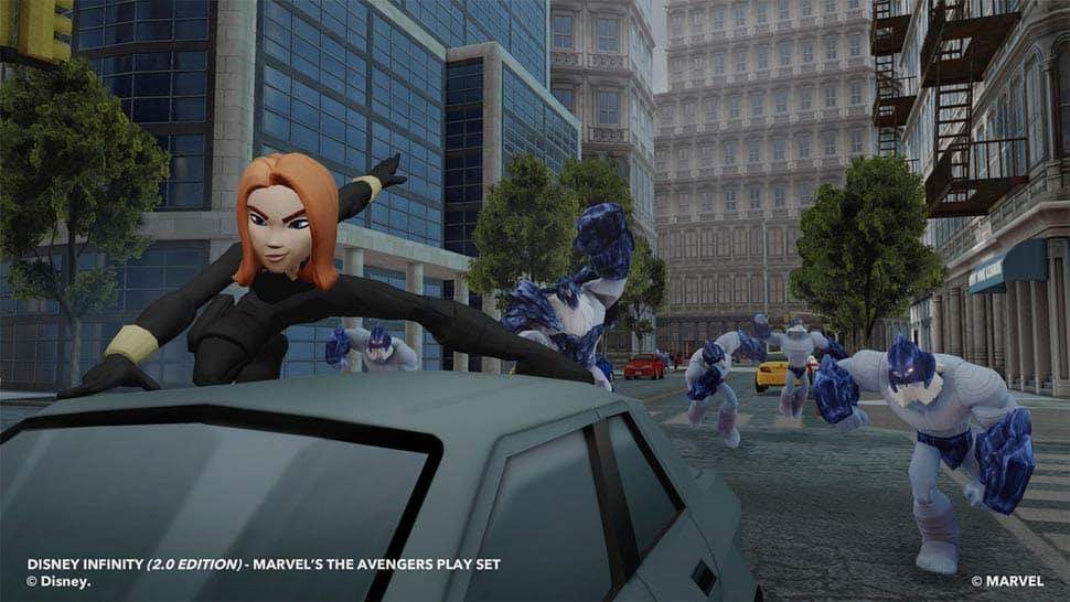 Disney Infinity 2.0: Marvel Superheros Screenshot 10