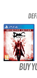 DmC: Definitive Edition for PlayStation 4