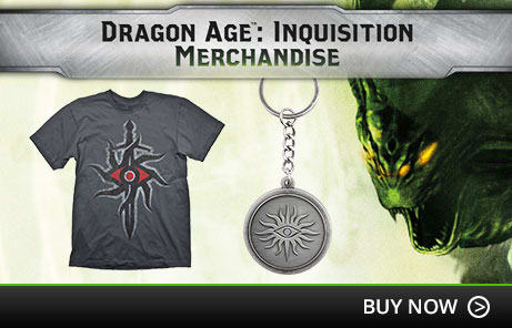 Dragon Age: Inquisition Merchandise