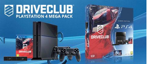 DriveClub Mega Pack