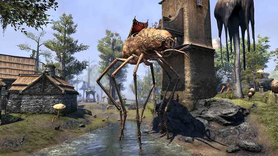 The Elder Scrolls Online Screenshot 02