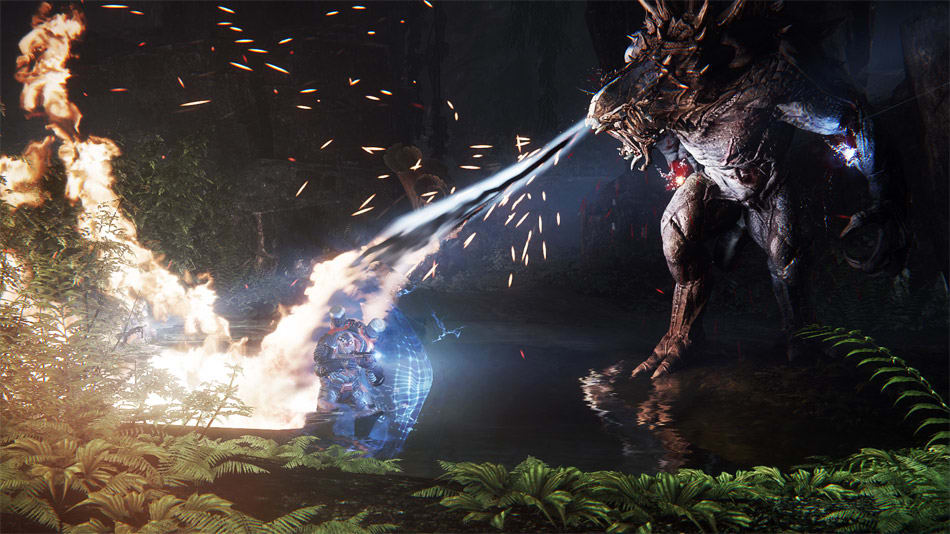 GAME looks at the monster skill points in Evolve on PlayStation 4, Xbox One and PC.