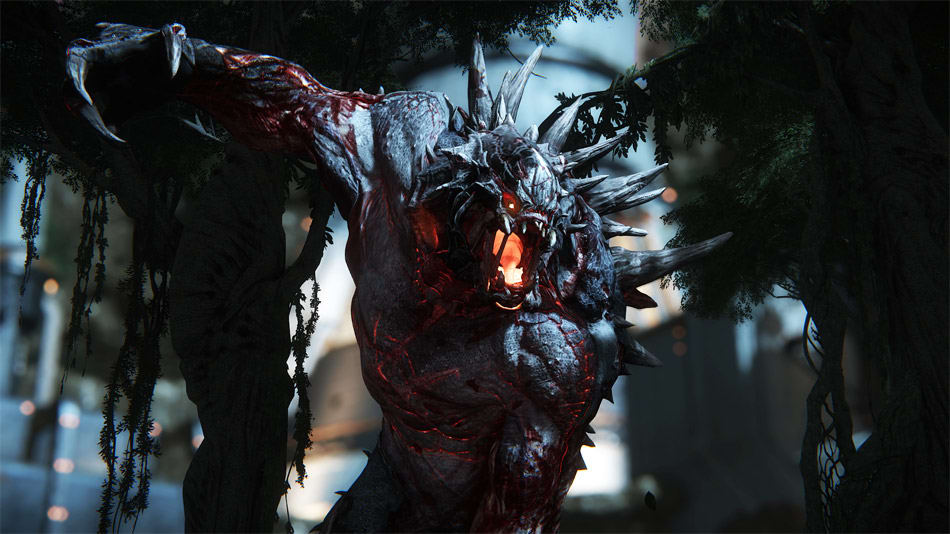 Evolve on PlayStation 4 at GAME