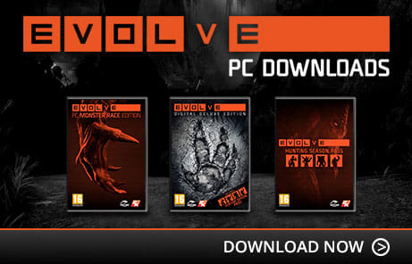 Evolve PC Downloads
