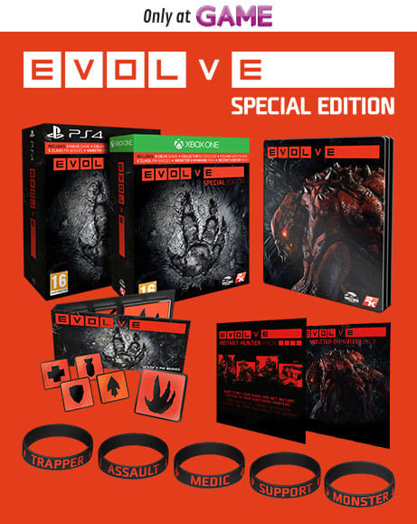 Evolve Special Edition